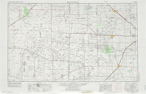 brownfield texas map brownfield topographic maps tx nm usgs topo 33102a1 at 1 250 000 scale