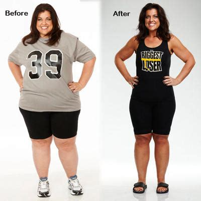 weight loss before and after pictures: the biggest loser
