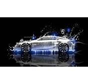 Lexus LFA Ice Car 2013  El Tony