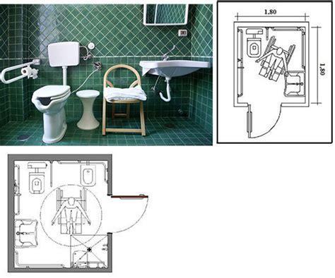 progetto bagno disabili bagno per disabili consigli progettazione normativa