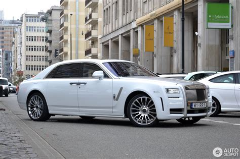 roll royce ghost white rolls royce mansory white ghost ewb limited 3 february