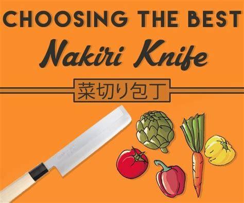 best nakiri knife the best nakiri knife a japanese chef s guide