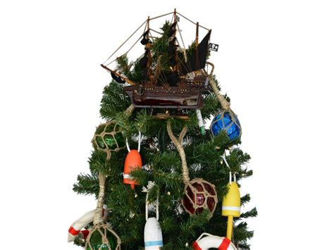 buy wooden john gow s revenge pirate ship christmas tree