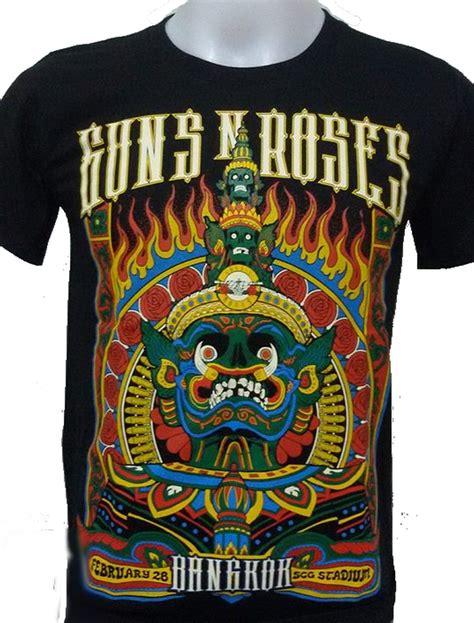 T Shirt Bangkok Ori M Size guns n roses t shirt bangkok size m roxxbkk