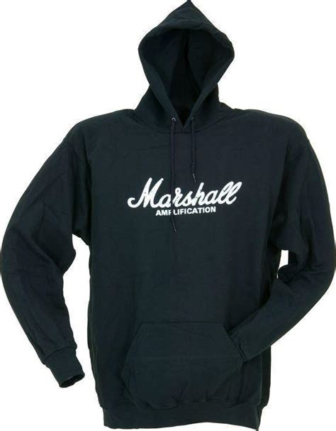 Hoodie Marshall Fightmerch marshall classic hoodie x large merchandise