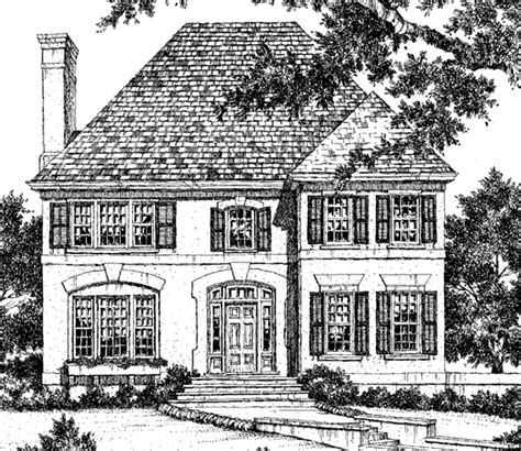 southern living house plans french country southern charm country french stephen fuller inc southern living house plans