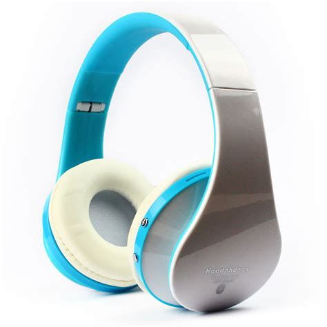 wireless bluetooth headset stereo headphone headband for iphone samsung foldable