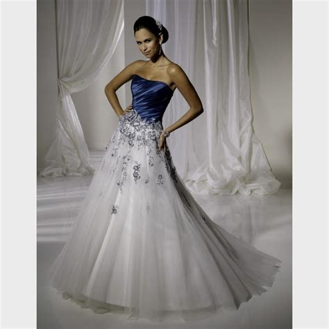Wedding Dress Navy Blue by Blue Wedding Dress Naf Dresses