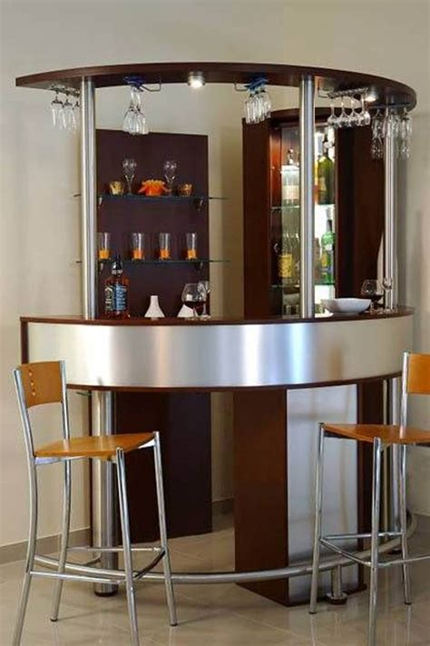 Steel Kitchen Cabinets For Sale by Small Mini Bar At Home Home Bar Design