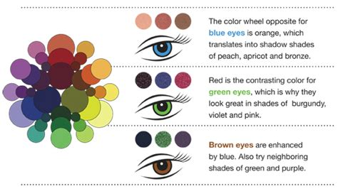 shadow color how to choose the best eyeshadow colors for your eyes