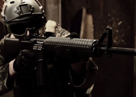 Ring Plat M16 Baja echo1 platinum edition m16 now available popular airsoft
