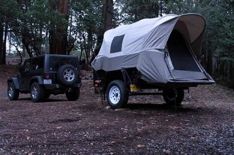 Jeep Trailer Tent Gallery Jeep Trailers Pac West Trailers