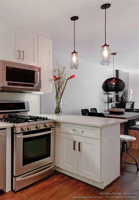 White Kitchen Pendant Lights Blacklines Of Design Architecture Magazine Kitchen Photos
