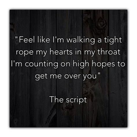 the script man on a wire mp 153 best images about the script quotes on pinterest