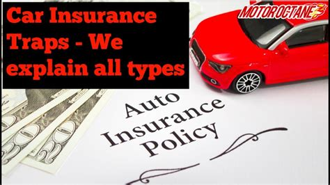 Different Car Insurance Types Uk by Car Insurance Different Types Must