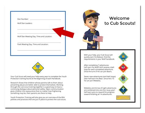 Cub Scout Newsletter Template 7 Professional And High Quality Templates Cub Scout Newsletter Template