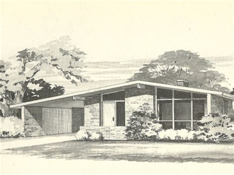 1960s house plans 1950s ranch house 1960s ranch house floor plans 1960s house plans treesranch com