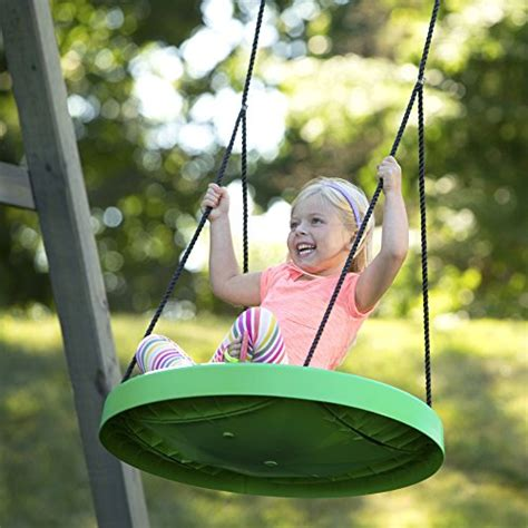 baby swings that hold up to 40 pounds super spinner swing fun 27 quot safe solid seat swing set or
