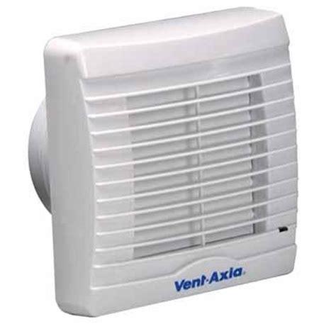 electric extractor fans for bathrooms vent axia vent axia va100lt lo carbon timer 100mm 4