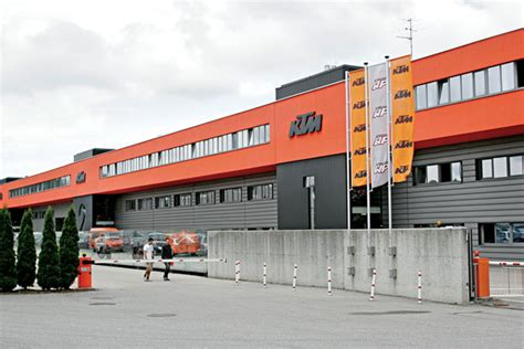 Austria Ktm Factory Ktm Factory And Bmw Museum Visit Lucifer4x4
