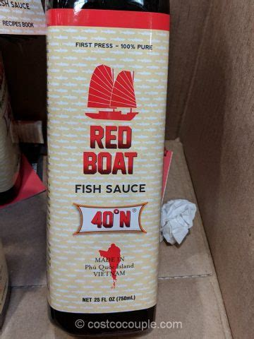 red boat 40n fish sauce - Megachef Fish Sauce Vs Red Boat