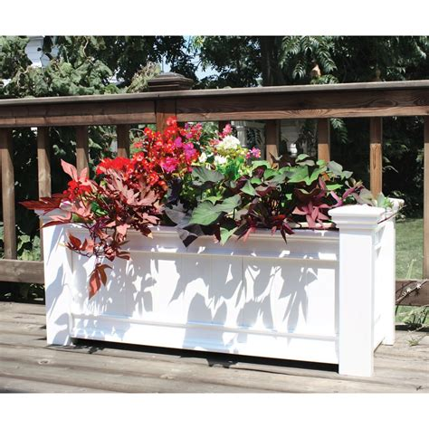 planters home depot new arbors planter box the home