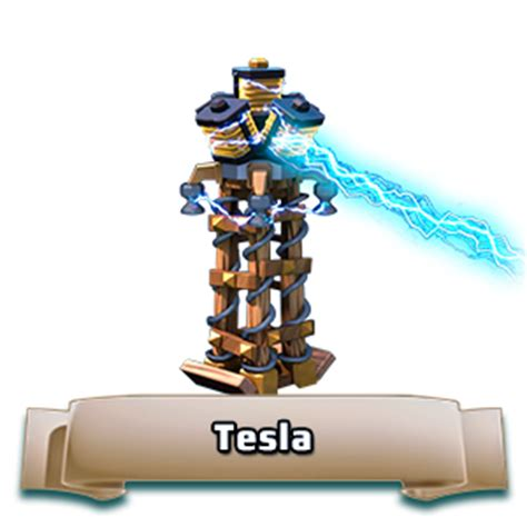Coc Tesla Tesla Camoufl 233 E Clash Of Clans