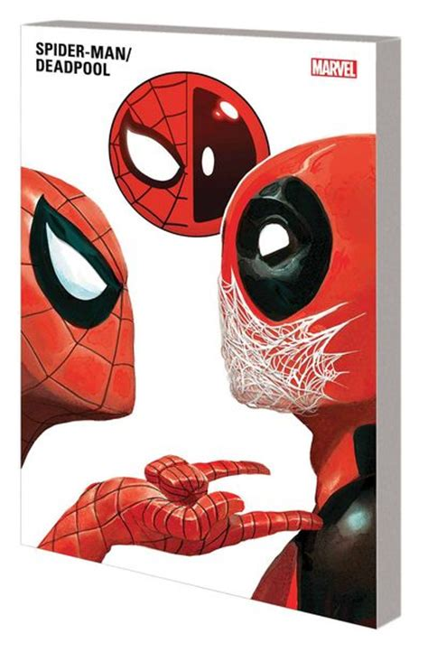 spider deadpool vol 2 side pieces tpb at tfaw