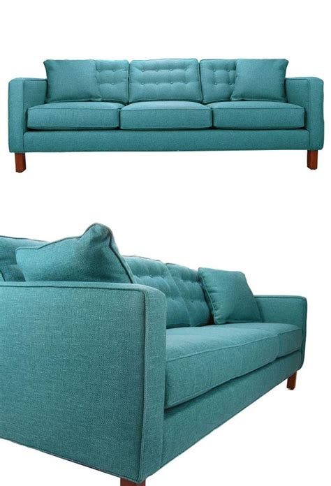 teal tufted sofa best 25 teal couch ideas on pinterest teal sofa teal