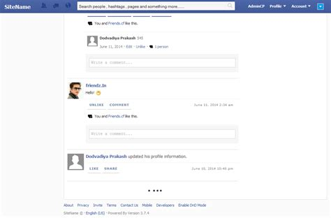 facebook best themes phpfox facebook theme best fb theme
