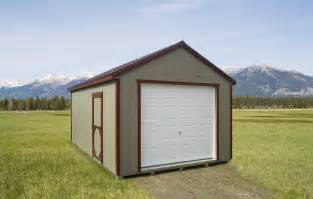 Better Built Barns Affordable Garden Sheds And Garages Montana Shed Center