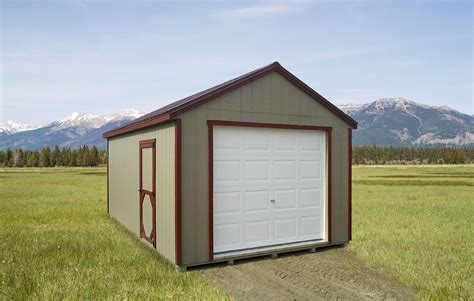 Pictures Of Sheds by Affordable Garden Sheds And Garages Montana Shed Center