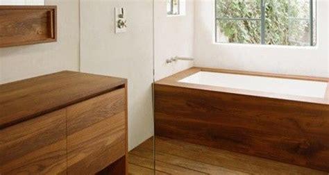 vasca bagno legno bagni per fare il bagno l angolo tetto