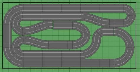 slot car layout design software pinterest the world s catalog of ideas