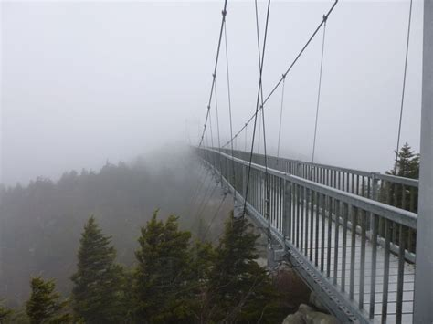 mile high swinging bridge blowing rock nc 17 best images about north carolina