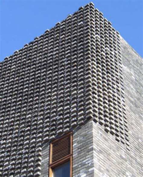 textured front facade modern box home facade tetris the luminous and textured potential of