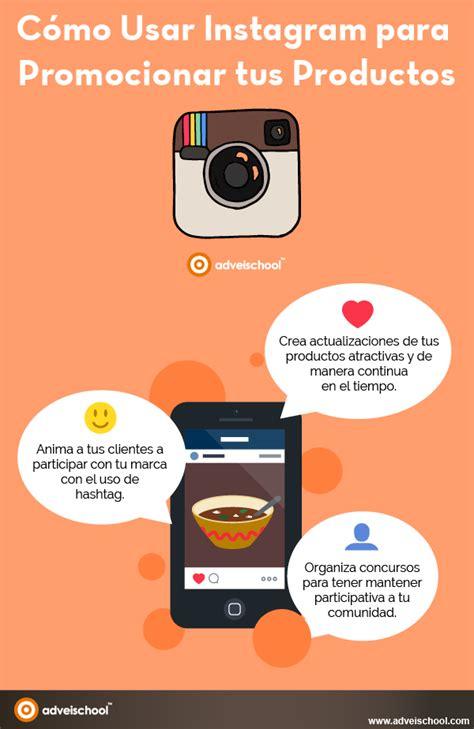 tutorial para usar instagram c 243 mo usar instagram para promocionar tus productos