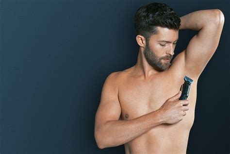 men trim pubic hair galerry learn how to groom your groin braun