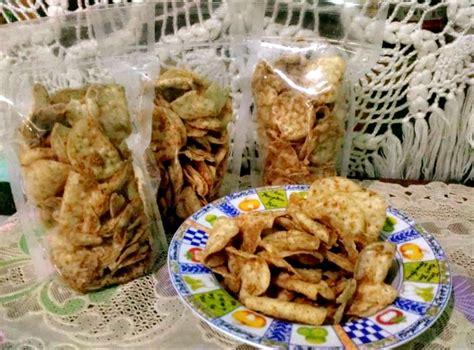jual keripik cireng bumbu kacang kering khas bandung gr