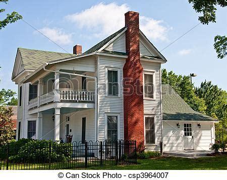 two story farmhouse white two story farmhouse with brick chimney an traditional farmhouse with brick