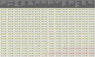 Metro Rail Schedule Light Rail Schedule Times Valley Metro Flickr