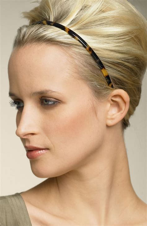 hairstyles with haedband accessories video 2009 funky hairstyle accessories the headbands fashion