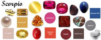 scorpio colors scorpio zodiac gemstones and pantone color matches