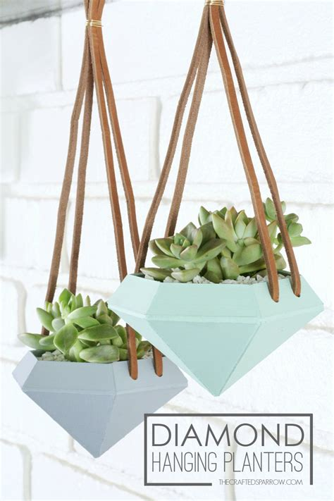 how to make hanging planters original diy colorful hanging window planters