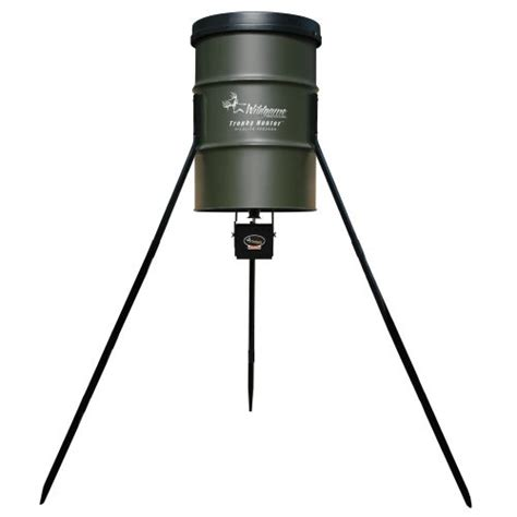 Wildgame Corn Feeder Moultrie Feed Station Gravity Deer Feeder Academy