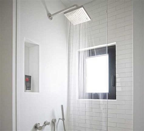 white tile bathroom design ideas simple white shower tile design ideas home interiors