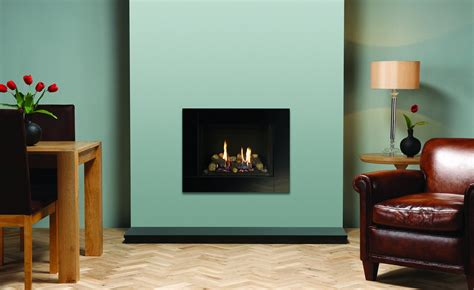 modern in the wall gas fires gas fires