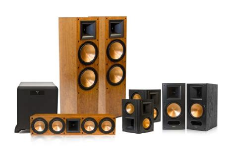 product reviews buy klipsch rf 7 ii reference series 7 1