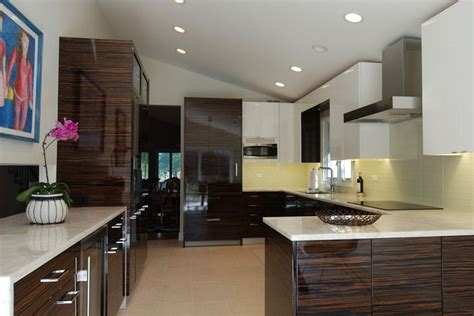 zebra wood kitchen cabinets zebra wood cabinets search ideas for