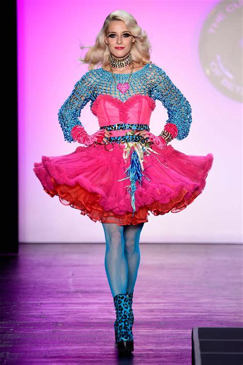 New York Fashion Week Betsey Johnson Catwalk by Album Pictures From New York Fashion Week September 2015